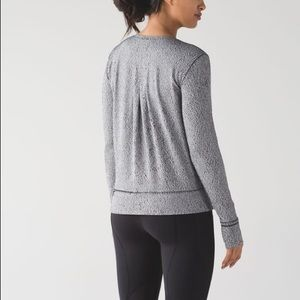 Lululemon Rush Hour Long Sleeve
